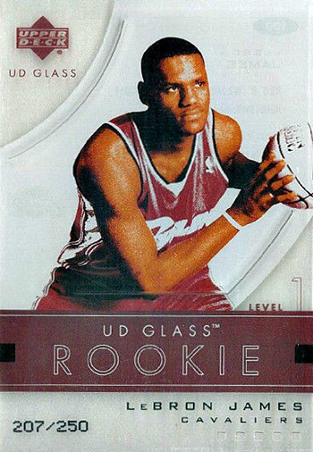 top-ten-best-03-04-lebron-james-king-chosen-one-rookie-autograph-cards-upper-deck-ud-glass