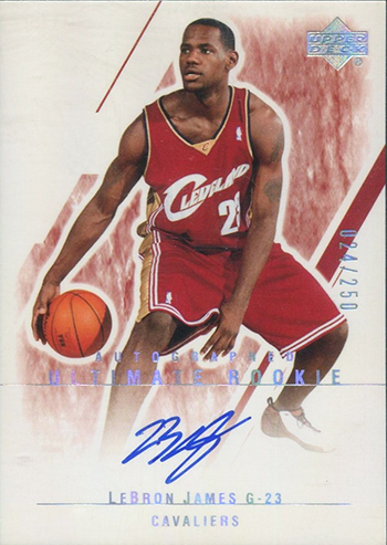 top-ten-best-03-04-lebron-james-king-chosen-one-rookie-autograph-cards-upper-deck-ud-ultimate
