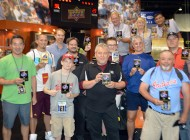 Upper Deck WOWS Collectors at the Premier Case Break at the National Sports Collectors Convention