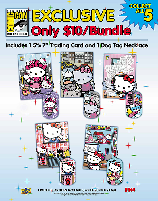 Upper-Deck-Comic-Con-Exclusive-Hello-Kitty-Dog-Tags