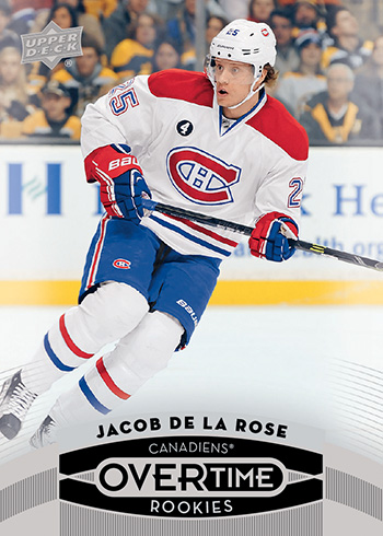 2015-16-Upper-Deck-NHL-Top-Carryover-Rookie-Card-Jacob-de-la-Rose