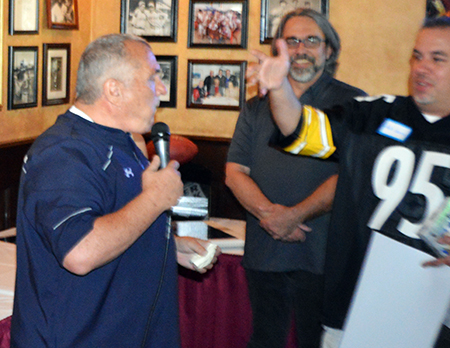 Giveaway-Upper-Deck-Give-Back-Fans-Diamond-Club-VIP-Party-National-Rudy-Ruettiger