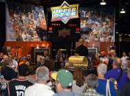 Upper Deck Gives Back to Collectors at the National Sports Collectors Convention