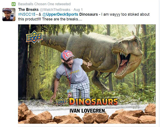 Upper-Deck-Dinosaurs-Trading-Cards-Personalized-The-Breaks-Ivan