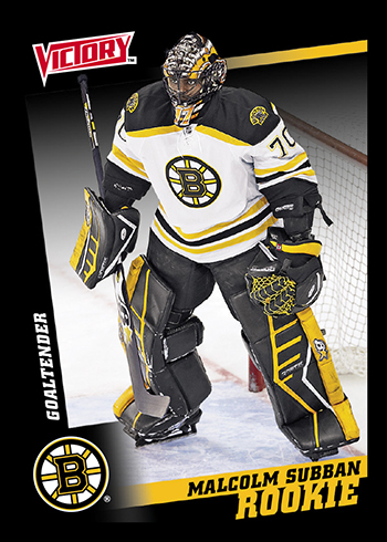 2015-16-Upper-Deck-Victory-Black-Rookie-Malcolm-Subban