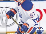 Biography of a Season Trading Card Set Commemorates the First Seasons of Connor McDavid and Wayne Gretzky