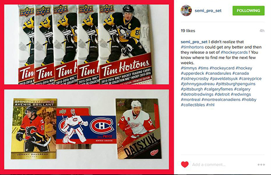 Tim-Hortons-Upper-Deck-NHL-Hockey-Cards-Exclusive