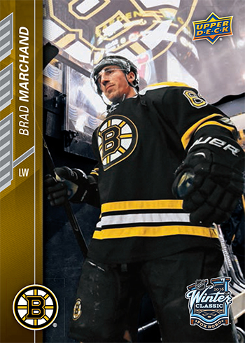 2015-16-NHL-Upper-Deck-Winter-Classic-Commemorative-Set-Boston-Brad-Marchand