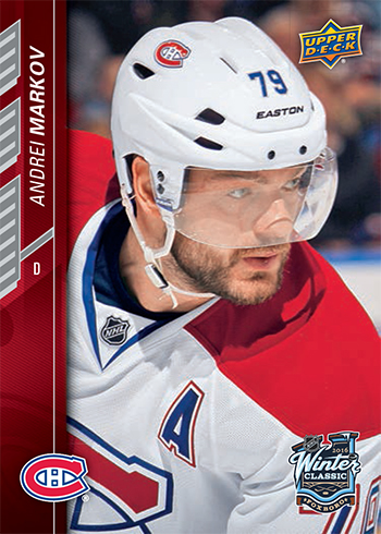 2015-16-NHL-Upper-Deck-Winter-Classic-Commemorative-Set-Montreal-Andrei-Markov