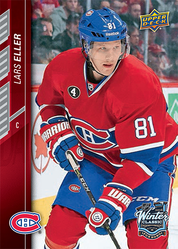 2015-16-NHL-Upper-Deck-Winter-Classic-Commemorative-Set-Montreal-Lars-Eller
