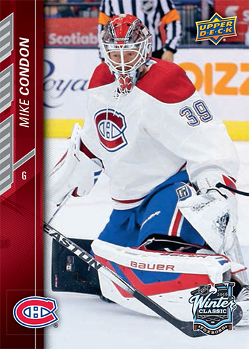 2015-16-NHL-Upper-Deck-Winter-Classic-Commemorative-Set-Montreal-Mike-Condon