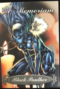 In Memoriam Black Panther