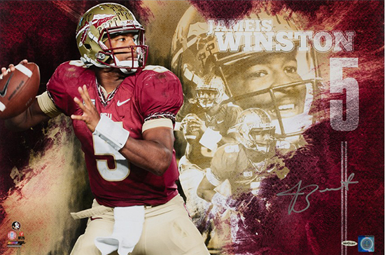 jameis-winston-autographed-college-sensation-photo-upper-deck-authenticated-84458