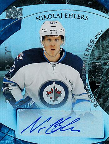 2015-16-Upper-Deck-NHL-Trilogy-Autograph-Nikolaj-Ehlers-Rookie