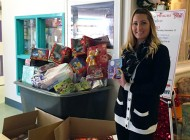 Upper Deck Surprises and Delights Veterans and Kids during the Holidays by Giving Back