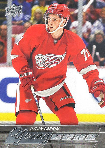 2015-16-NHL-Upper-Deck-Young-Guns-Rookie-Card-Dylan-Larkin