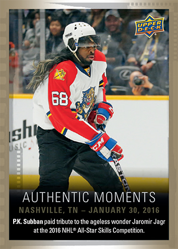 2016-Upper-Deck-Promotional-Set-April-PK-Subban