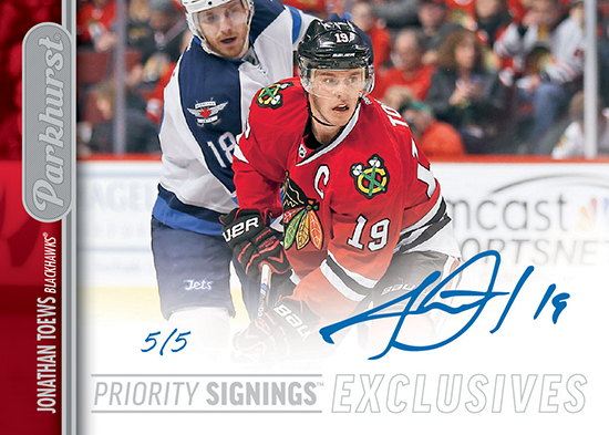 2016-Upper-Deck-Spring-Expo-Case-Breaker-Parkhurst-Priority-Signing-Jonathan-Toews-Autograph-Card