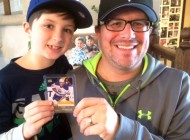 Just a Father and Son Chasing Connor McDavid's Upper Deck Young Guns Rookie Card!