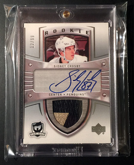 Dalton-Romach-Sidney-Crosby-Autograph-Patch-Cup-Rookie-Card-Upper-Deck-Best-Card-Ever-NHL-1