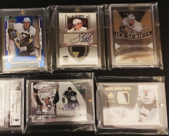 Dalton-Romach-Sidney-Crosby-Autograph-Patch-Cup-Rookie-Card-Upper-Deck-Best-Card-Ever-NHL-Collection