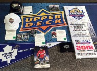Upper Deck Reveals Plans for the 2016 Spring Sport Card and Memorabilia Expo in Toronto