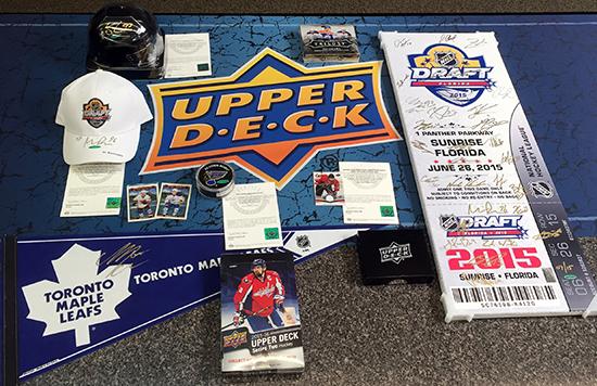Upper-Deck-Authenticated-Prize-Autographed-Memorabilia-Boxes-Cards-More-McDavid-Puck