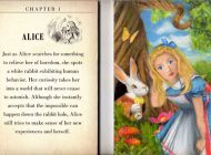 Through the Looking Glass: A Preview of Alice in Wonderland Artist Painted Booklet Cards in 2016 Goodwin Champions