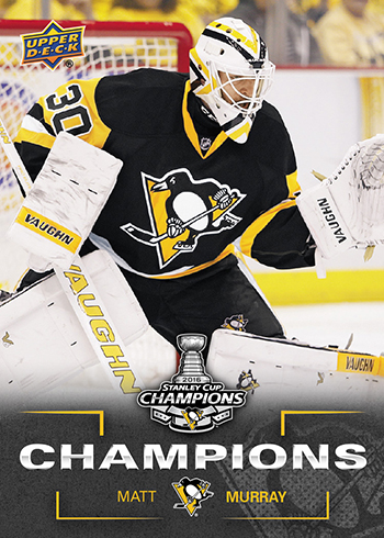 2016-Upper-Deck-Stanley-Cup-Champion-Pittsburgh-Penguins-Matt-Murray