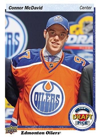 2016-Upper-Deck-NHL-Draft-Pick-Set-Connor-McDavid