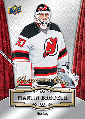 2016-Upper-Deck-National-Sports-Collectors-Convention-NSCC-Prominent-Cuts-Martin-Brodeur-Base