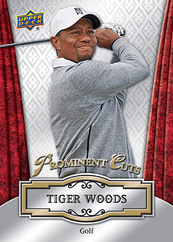 2016-Upper-Deck-National-Sports-Collectors-Convention-NSCC-Prominent-Cuts-Tiger-Woods-Base