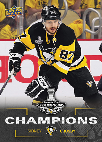 2016-Upper-Deck-Stanley-Cup-Champion-Pittsburgh-Penguins-Sidney-Crosby