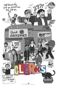 2016-upper-deck-gallery-poster-lithograph-clerks-kevin-smith-steve-stark-250
