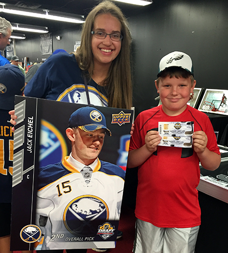 Upper-Deck-Dave-Adams-Williamsville-mother-son-eichel-nhl-draft-collectors