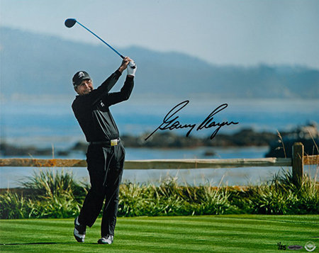 gary-player-autographed-tee-shot-on-18-photo-upper-deck-authenticated-picture