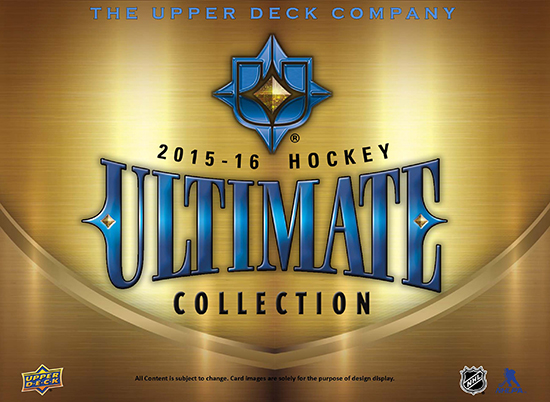2015-16-NHL-Ultimate-Collection-Hobby-Pack