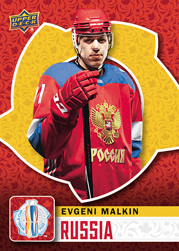 2016-Upper-Deck-World-Cup-of-Hockey-Promotional-Set-Evgeni-Malkin