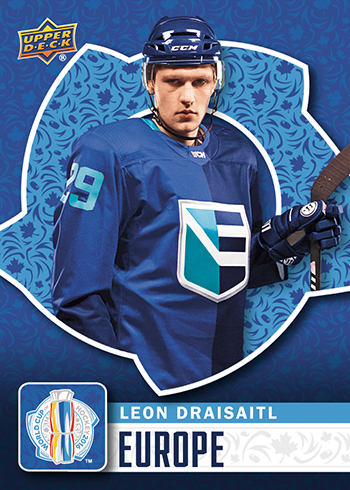 2016-Upper-Deck-World-Cup-of-Hockey-Promotional-Set-Leon-Draisaitl