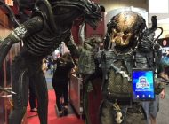 ALIENS™ INVADE COMIC-CON SAN DIEGO AS UPPER DECK e-PACK™ LAUNCHES A NEW PRODUCT!
