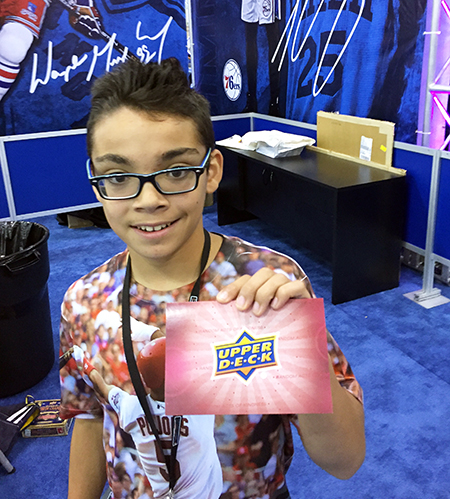 Upper-Deck-Random-Acts-of-Kindness-Envelope-National-Sports-Collectors-Convention-Kid