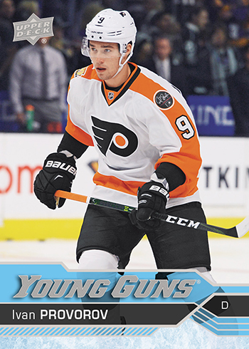 2016-17-nhl-upper-deck-series-one-young-guns-rookie-card-ivan-provorov