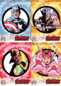 2015-marvel-avengers-age-ultron-sketch-card-mitch-ballard-catain-america-hawkeye-vision-scarlet-witch