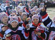 Upper Deck Puts Kids First for the 2016 Tim Hortons NHL Heritage Classic™ in Winnipeg