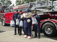 Trick or Trade: Upper Deck Continues to Give Back to Police and Fire Departments with Annual Event