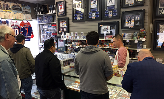 winnipeg-upper-deck-visit-hobby-shop-joe-daleys-busy