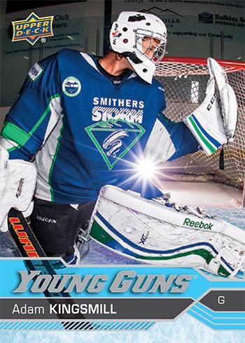 2016-17-Adam-Kingsmill-Heroic-Inspirations-Young-Guns-Rookie-Card