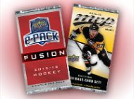 Great Deals Available NOW for Upper Deck e-Pack™ Collectors!
