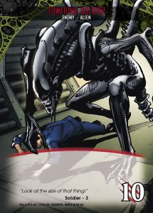 2016-upper-deck-card-preview-legendary-encounters-alien-expansion-card-soldier-towering-3-xenomorph