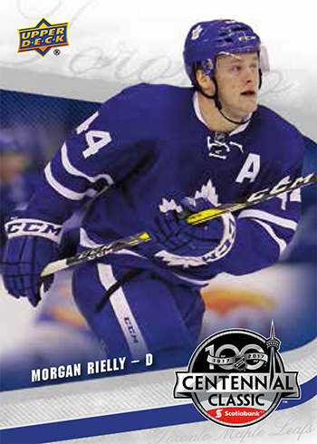 2017-upper-deck-toronto-maple-leafs-centennial-classic-promo-set-card-morgan-rielly